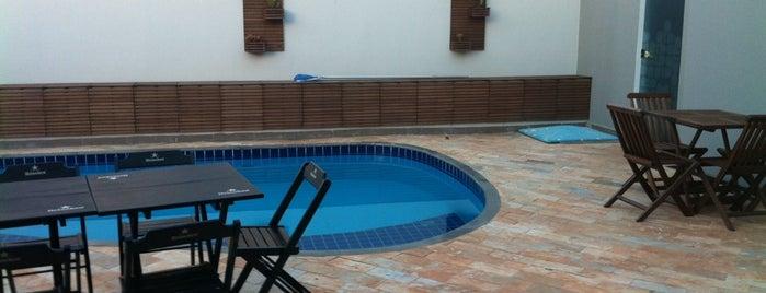 Concept Design Hostel is one of Curitiba e Paraná.