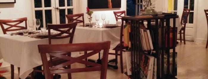 Maison VG is one of Melhores Restaurantes e Bares do RJ.
