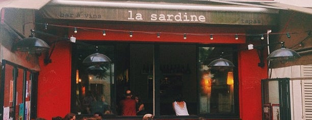 La Sardine is one of I worship GOOD Bars.
