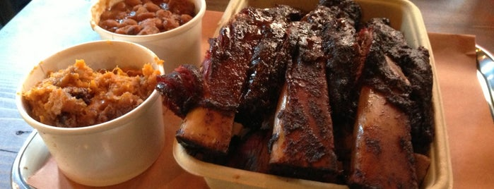 Mighty Quinn's BBQ is one of East Village.