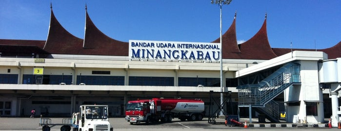 Minangkabau International Airport (PDG) is one of Airport in Indonesia.