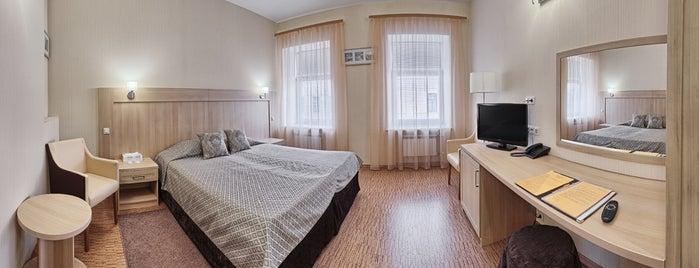 "Herzen House Hotel is one of ""Клуб Скидок"" (г. Санкт-Петербург)."