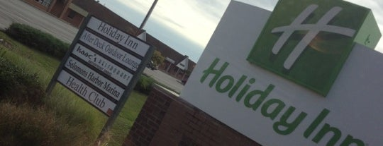 Holiday Inn Solomons-Conf Center & Marina is one of Maryland Green Travel Hotels and Inns.