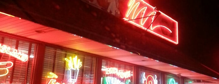 Nifty Fifty's is one of The 15 Best Diners in Philadelphia.