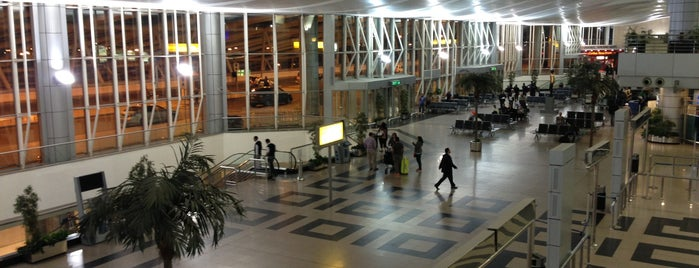 Terminal 3 is one of HAVALİMANLARI.