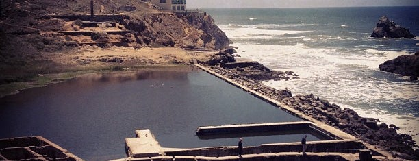 Sutro Baths is one of Best SF.
