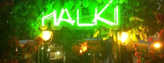 Halki Restaurant is one of Istanbul Seafood.