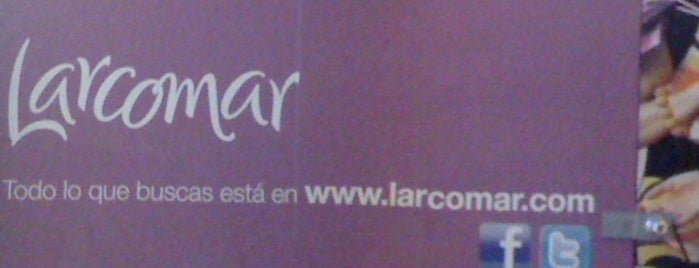 "Larcomar is one of Shopping ""Info llama""."