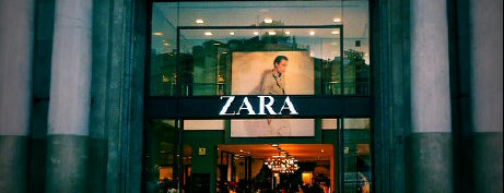 Zara is one of My Barcelona!.