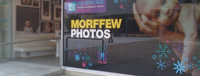 Morffew Photography is one of The Entertainment Quarter.