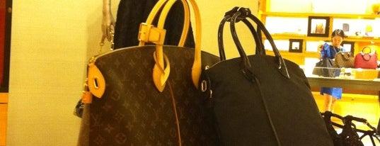 Louis Vuitton is one of Bangkok.