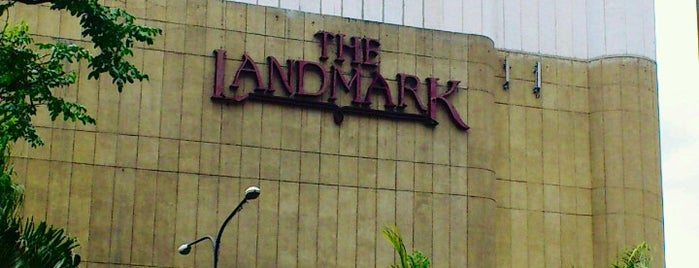 The Landmark is one of Must-visit Malls in Quezon City.