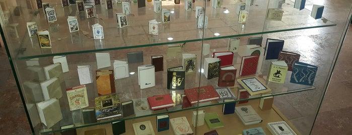 Miniatür Kitab Muzeyi / Museum of Miniature Books is one of Baku.