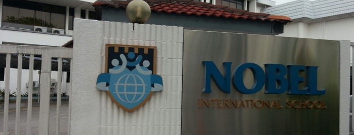 Nobel International School is one of Learning Centers,MY #5.