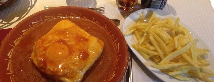 O Telheirinho is one of Restaurantes.