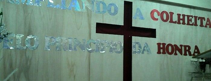 Ministerio Internacional da Restauração is one of Lugares onde vou.