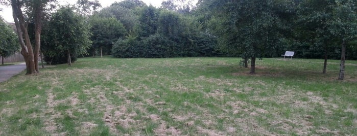 Katherine Park Fields is one of Corsham.