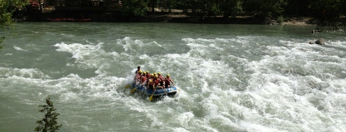 DALLAS Rafting is one of Turkish' sights.