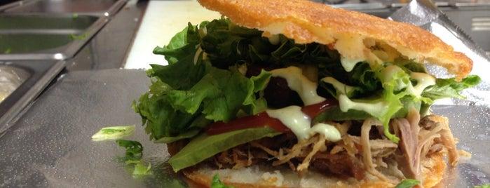 Patacon Pisao is one of 2012 Choice Eats Restaurants.