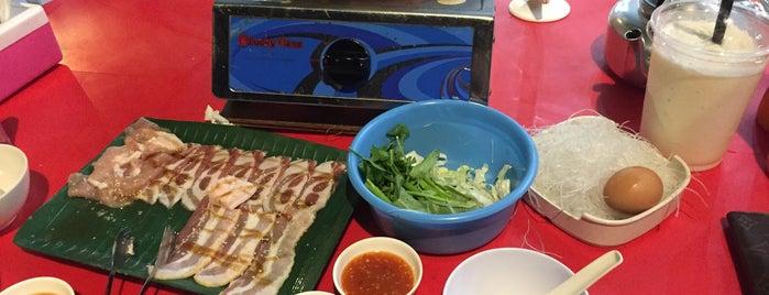 Moo-ka-ta is one of Food.