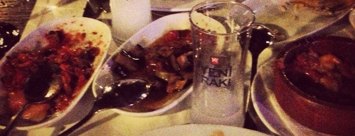 Ozer'in Yeri is one of Restaurants.