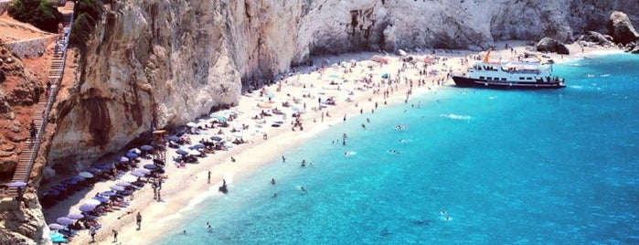 Porto Katsiki is one of İnstagram: hmmlayanlar.
