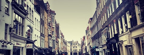 Bond Street is one of Shopping.