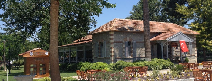 Cafe Carpouza is one of Şirince My Home ....