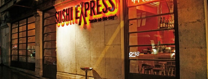 Sushi Express & Chinese Express is one of Restaurants.