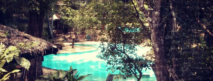 Deer Park Hotel is one of Sri Lanka.