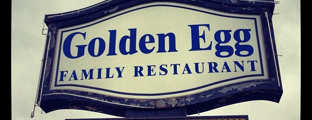 Golden Egg Restaurant is one of Ypsilanti Delivery.