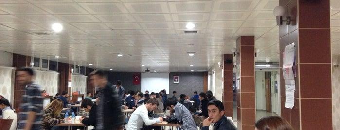 Çankırı Karatekin Üniversitesi is one of mht.