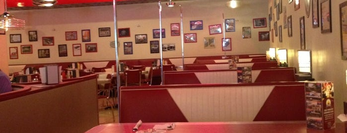 Starlite Diner is one of 24 Hour Restaurants.