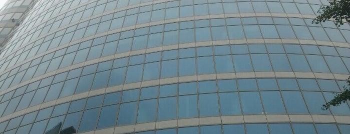 Roche Seoul (Glass Tower) is one of Cartório Rua SP Bolivar.