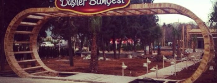 Düşler Bahçesi is one of Favorite affordable date spots.