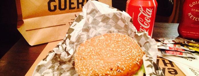 T.T. Burger is one of Restaurantes Preferidos.