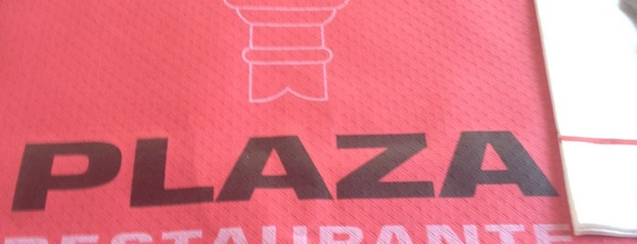 Plaza is one of Recomendaciones.