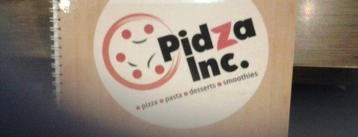Pizza Inc. is one of Jakarta's Best Food Spot.