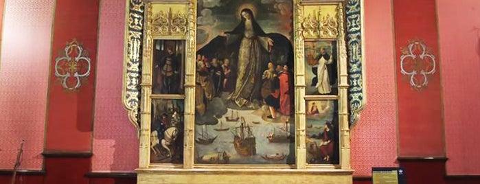 Cristóbal Colón en Sevilla