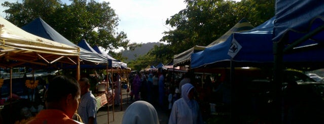 Pasar Malam Kangar is one of Makan @ Utara #7.