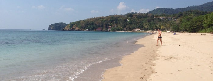 Bamboo Beach is one of Koh Lanta TINO.
