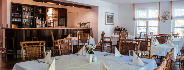 Hubertus-Hof Hotel & Restaurant is one of Places to grab a bite around Balaton in the fall.