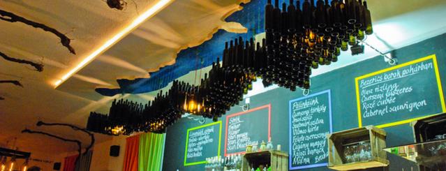 Télikert Fröccsterasz is one of Our 2015 favorites from the Balaton region.