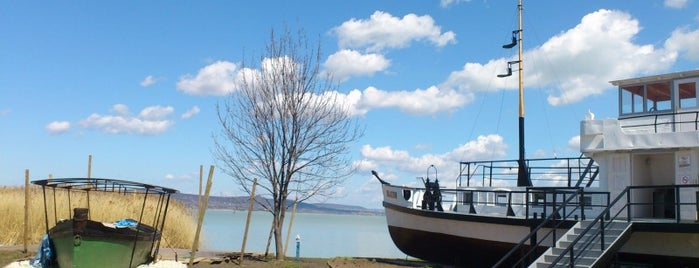 Balaton Csavargőzös is one of Balaton venues for fascinating fall activities.