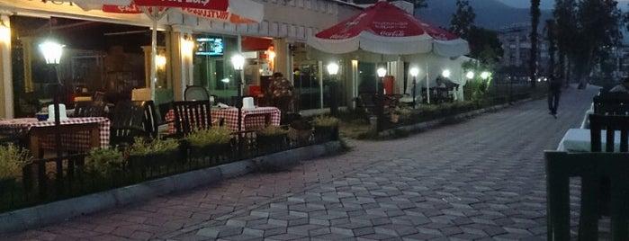 Park Likya Restaurant&Cafe is one of Lokantalar.
