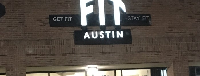 FIT Austin is one of Sports.