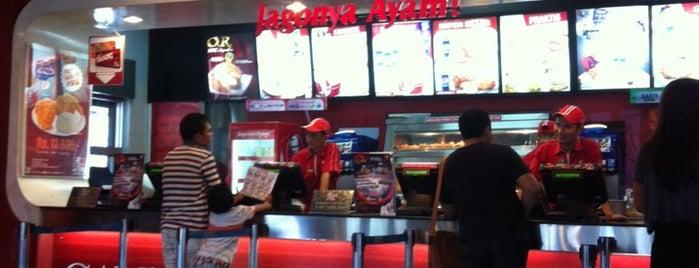 KFC is one of jihan.