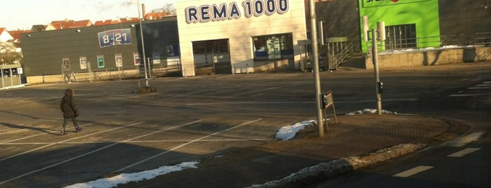 Rema 1000 is one of All-time favorites in Denmark.