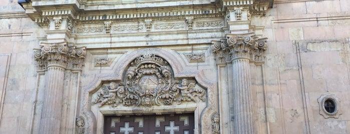 Capilla de La Orden Tercera de San Francisco is one of lugares espirituales.