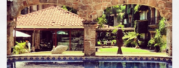 Quinta Real Hotel is one of Jalisco.